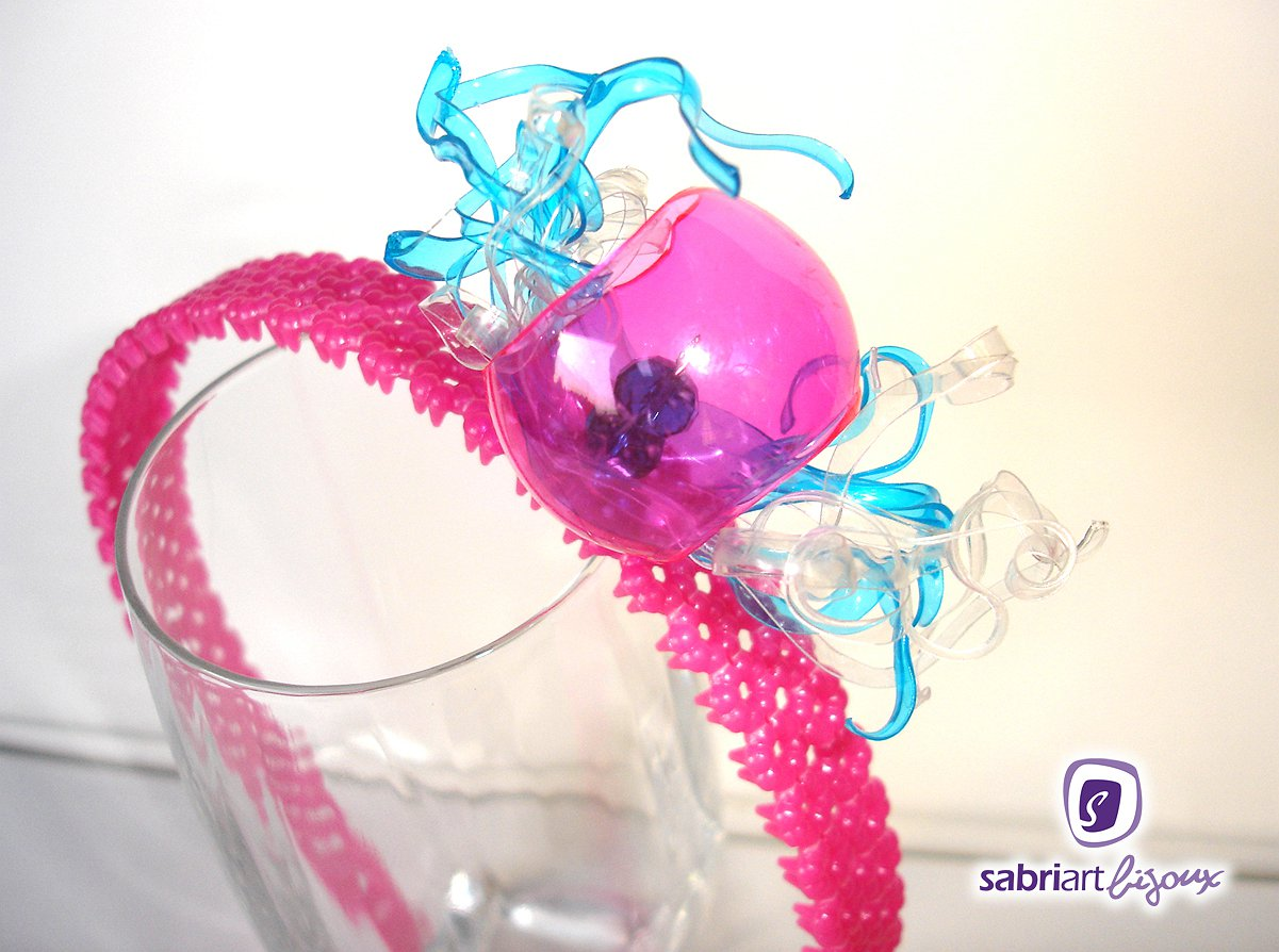 <h2>Caramella</h2><br><h3>Fascinator e Cerchietti</h3>