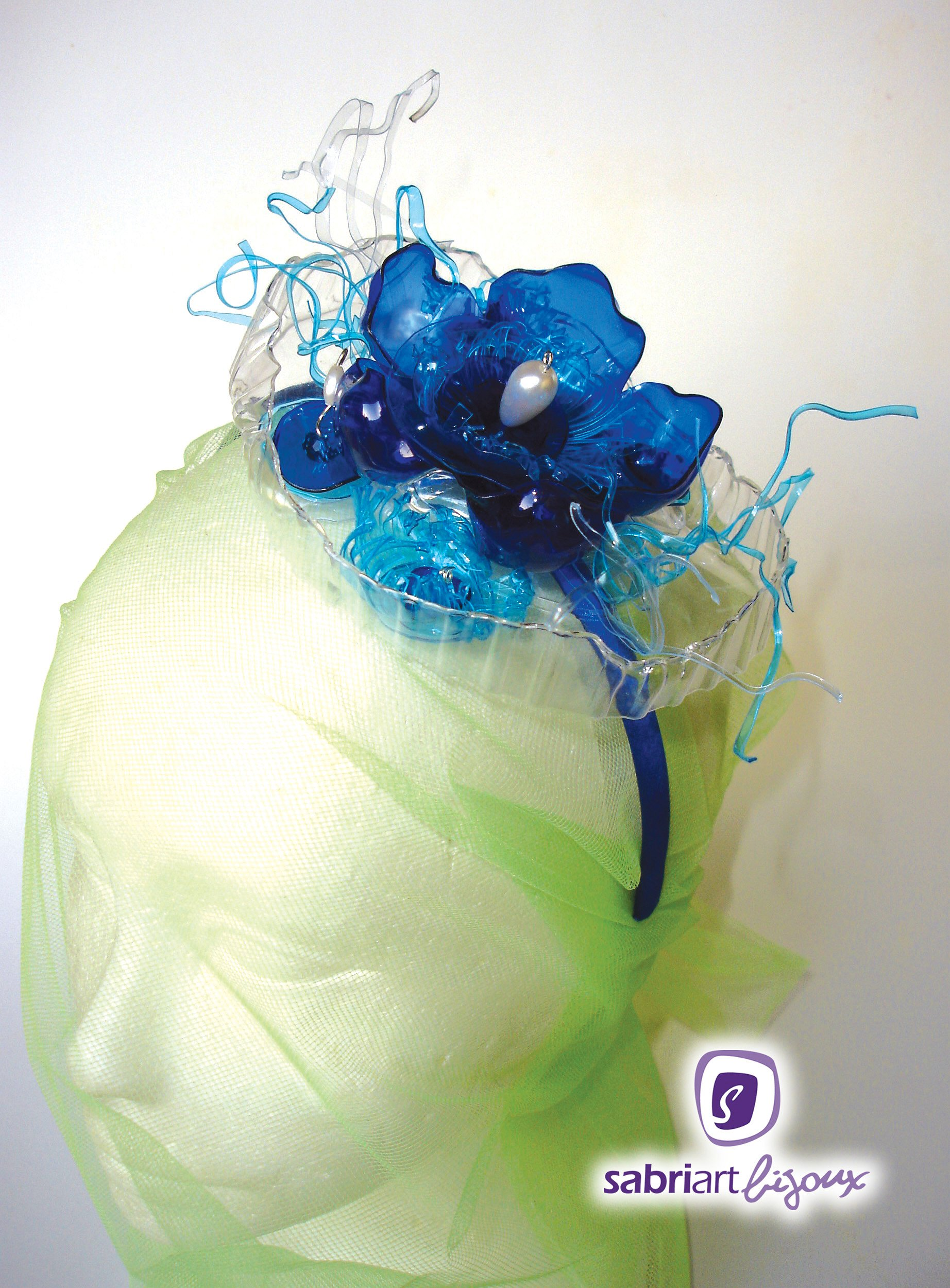 <h2>Dolly</h2><br><h3>Fascinator e Cerchietti</h3>
